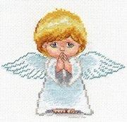 "0-109-Алиса  ""Мой ангел"" 14х13см"