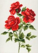 """01.009-Палитра """"Три розы"""" 20х27 см"""