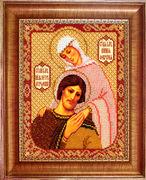 Р010 Рама для иконы Русская искусница 18х22,5 см