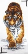 """02.002-Палитра """"Поступь тигра"""" 25х47 см"""
