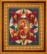 Р024 Рама для иконы Русская искусница 26х31,2 см