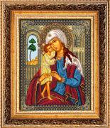 Р026 Рама для иконы Русская искусница 26х31,2 см