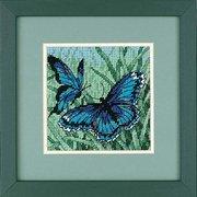 "07183-Dimensions ""Пара бабочек"" 13х13 см"