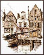 """08.014-Палитра """"Старый Амстердам"""" 25х28 см"""