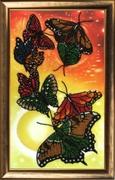 "106-Butterfly ""Вальс бабочек"" 37х23 см"