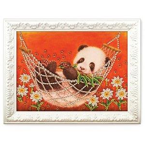 """В-509-Кроше """"Панда"""" 13х18 см"""
