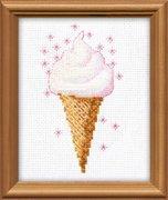 """1317-Риолис """"Мороженое"""" 13х16 см"""