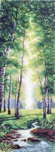 Рисунок на канве арт.МП-40х90- 1358