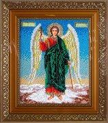"""14 БК Рамка со стеклом """"Ангел Хранитель"""" 17,8х21,8 см"""
