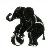 """144522-Lanarte """"Слон"""" 13х13 см"""