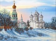 """Б-1445-Паутинка """"Вологда"""" 38х28 см"""