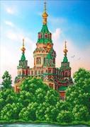"""Б-1446-Паутинка """"Петергоф"""" 28х38 см"""