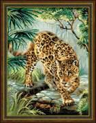 """1549-Риолис """"Хозяин джунглей"""" 30х40 см"""