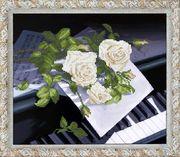 """20312-Краса и Творчество """"Признание в любви 1"""" 28x23,2 см"""