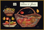 "2099.05-Gouverneur ""Корзина с фруктами"" 40х29 см"