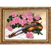 "267-Butterfly ""Сюита для скрипки"" 24х36 см"