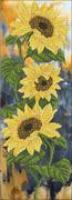 """31115-КиТ """"Цветок солнца 1"""" 16,7х46,2 см"""