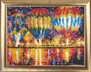 """334-Butterfly """"Воздушные шары"""" 36х46 см"""
