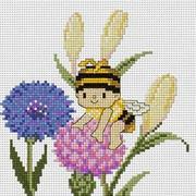 "35-B-Pinn ""Пчелка"" 14х14 см"