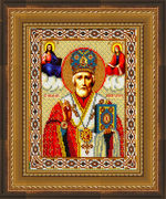 Р004 Рама для иконы Русская искусница 18х22,5 см