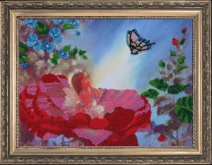 "405-Butterfly ""Маленькая фея"" 24х33 см"