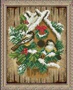 "40915-КиТ ""Волшебство Рождества"" 12,9 х 16,7 см"