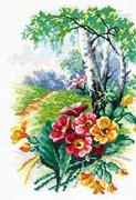 """43-11-Чудесная игла """"Цветущий май"""" 17х25 см"""