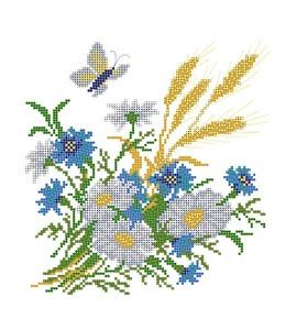 """4503-Матренин Посад """"Полевые цветы"""" 28х34 см"""
