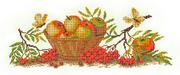 """4521/Б-МП """"Яблочный аромат"""" 24х47 см"""
