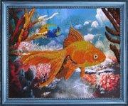 "556-Butterfly ""Рыбка"" 25х32 см"
