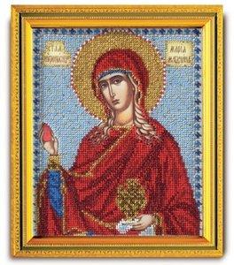 """В-330-ЮК """"Святая Мария Магдалина"""" 12х14,5 см"""