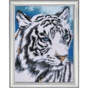 """621-Butterfly """"Белый тигр"""" 34х26 см"""