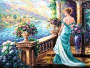 """65-04-Чудесная игла """"Моя Богиня!"""" 40х32 см"""