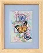 """65022-Dimensions """"Бутоны и бабочки"""" 13х18 см"""