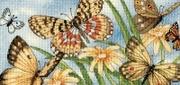 "65055-Dimensions ""Вальс бабочек"" 18х13 см"