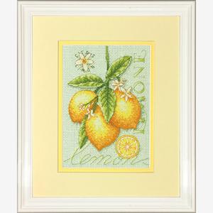 "65132-70-Dimensions ""Лимоны"" 16х18 см"