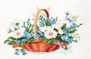 """816n-МП """"Полевые цветы"""" 28х37 см"""