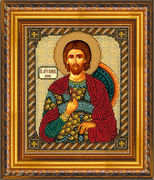 Р009 Рама для иконы Русская искусница 18х22,5 см