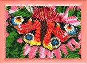 "930-Butterfly ""Павлиний глаз"" 17х12 см"