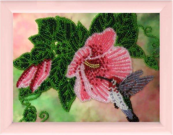 "937-Butterfly ""Колибри"" 17х12 см"