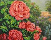 """БГ-231-МП-Студия """"Красные розы"""" 23х28 см"""