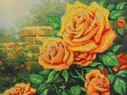 """БГ-232-МП-Студия """"Желтые розы"""" 23х28 см"""