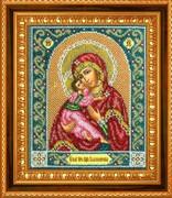 П001 Рамка для икон Паутинка 19,5х23 см