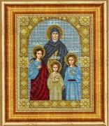 П003 Рамка для икон Паутинка 19,5х26