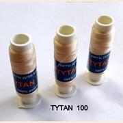 """А100-2552 """"Титан-Ариадна"""" Нить для бисера 100м, бежевая"""