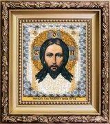 """Б-1170-Чаривна Мить """"Нерукотворный образ Господа нашего Иисус Христос"""" 9х11 см"""