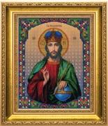 """Б-1186-Чаривна Мить """"Иисус Христос"""" 24,4х30,6 см"""
