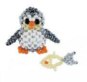 """В-187-Риолис """"Пингвинёнок"""" 2,5*2,5*2 см"""