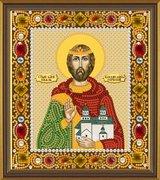 "Д6111-Нова Слобода ""Святой Князь Владислав Сербский"" 13х15 см"