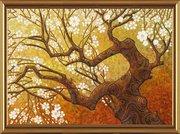 """ДК 1007-Нова Слобода """"Весенний сад"""" 42x30 см"""